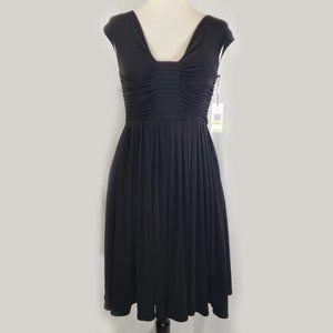 Calvin Klein empire waist fit & flare dress, 4 NWT